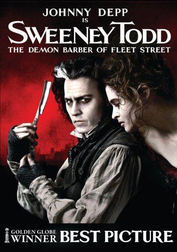 An analysis of the musical sweeney todd the demon barber of fleet street by tim burton