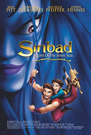 Sinbad: Legend of the Seven Seas poster