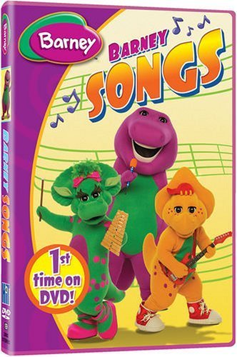 Barney Families Are Special VHS Children Educational Dinosaur