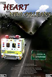 The Heart of New Orleans Poster