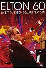 Happy Birthday Elton! From Madison Square Garden, New York Poster