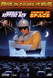 Prince of Space Poster