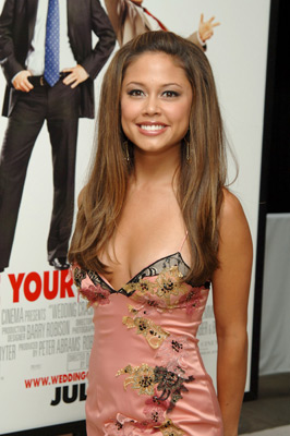 Vanessa Lachey At An Event For Wedding Crashers 2005