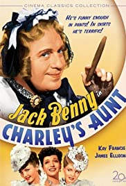 Charley's Aunt(1941) Poster - Movie Forum, Cast, Reviews