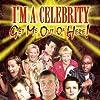 Tony Blackburn, Rhona Cameron, Darren Day, Uri Geller, Tara Palmer-Tomkinson, Christine Hamilton, Nell McAndrew, and Nigel Benn in I'm a Celebrity, Get Me Out of Here! (2002)