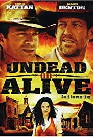 Undead or Alive: A Zombedy Poster