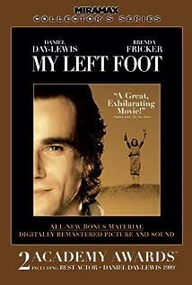 Meu Pé Esquerdo (1989) Poster
