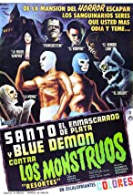 Primary image for Santo and Blue Demon Against the Monsters