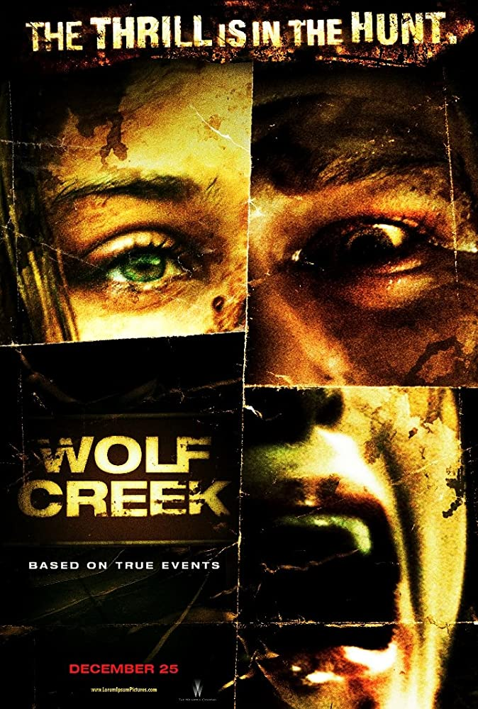 Wolf Creek (2005) Dual Audio 720p BluRay x264 [Tamil + English] 800MB ESubs