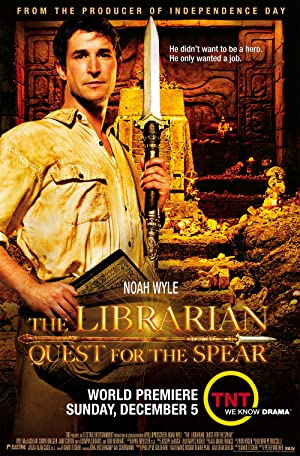 The Librarian: Quest for the Spear poster