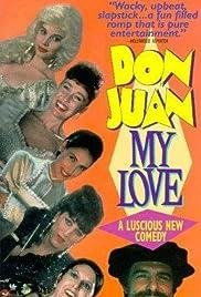 Don Juan, mi querido fantasma Poster
