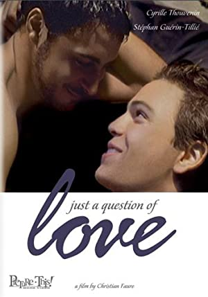 Just a Question of Love poster