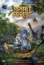 Espíritu del bosque Poster