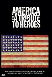 America: A Tribute to Heroes Poster