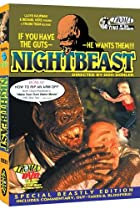 Nightbeast (1982) Poster