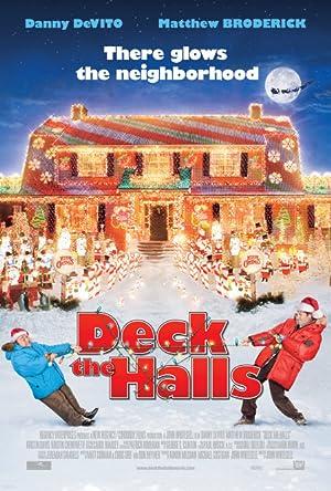 Deck the Halls Watch Online