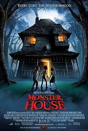 Monster House Pelicula Poster