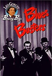 Blues Busters Poster