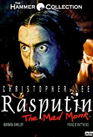 Rasputin: The Mad Monk (1966) Poster - Movie Forum, Cast, Reviews