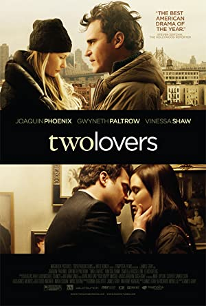 Two Lovers Pelicula Poster
