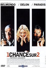 1 chance sur 2 Poster
