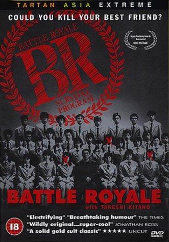 Battle Royale Imdb