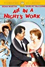 All in a Night's Work (1961) Poster
