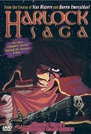 Harlock Saga Poster