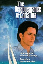 The Disappearance of Christina Poster