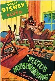 Pluto's Housewarming Poster