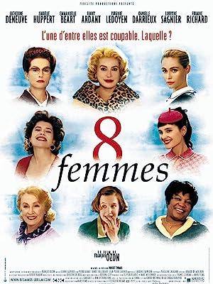 8 Women poster