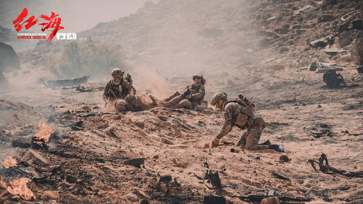 Operation Red Sea (Hong hai xing dong)