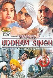Shaheed Uddham Singh: Alais Ram Mohammad Singh Azad Poster