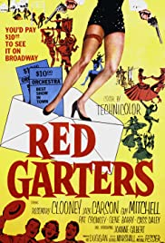 Red Garters Poster