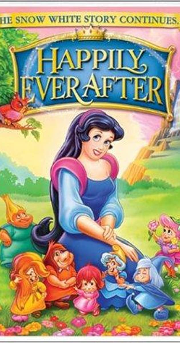 Happily Ever After 1990 Imdb