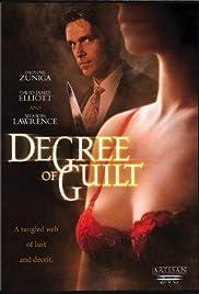 Degree of Guilt Poster