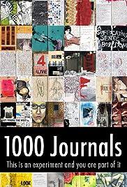 1000 Journals Poster