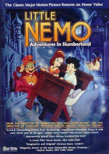 Little Nemo: Adventures in Slumberland (1989) - IMDb