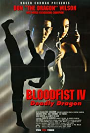 Bloodfist IV: Die Trying Poster