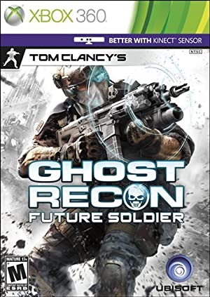 Ghost Recon: Future Soldier (2012)