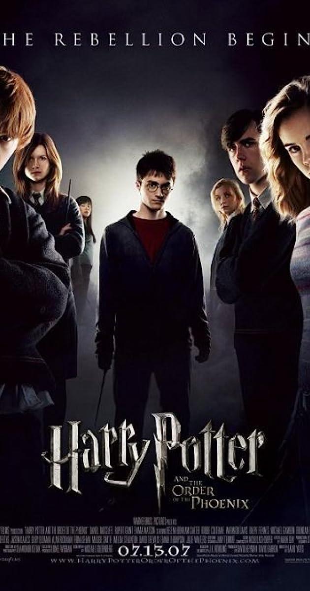 harry potter imdb