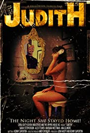 Judith: The Night She Stayed Home Poster