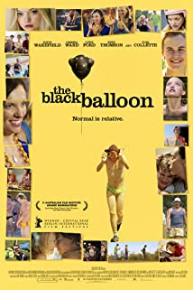 The Black Balloon (2008) Poster