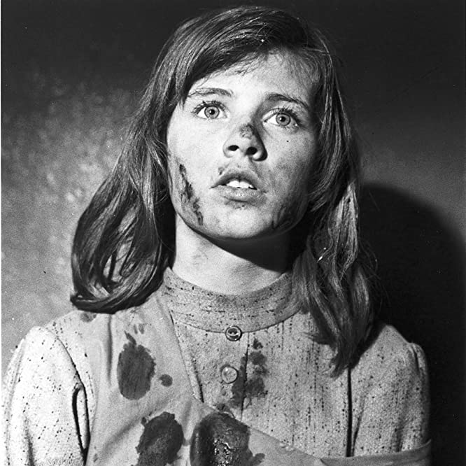 Patty Duke in The Miracle Worker (1962)