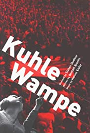 Kuhle Wampe oder: Wem gehört die Welt? Poster