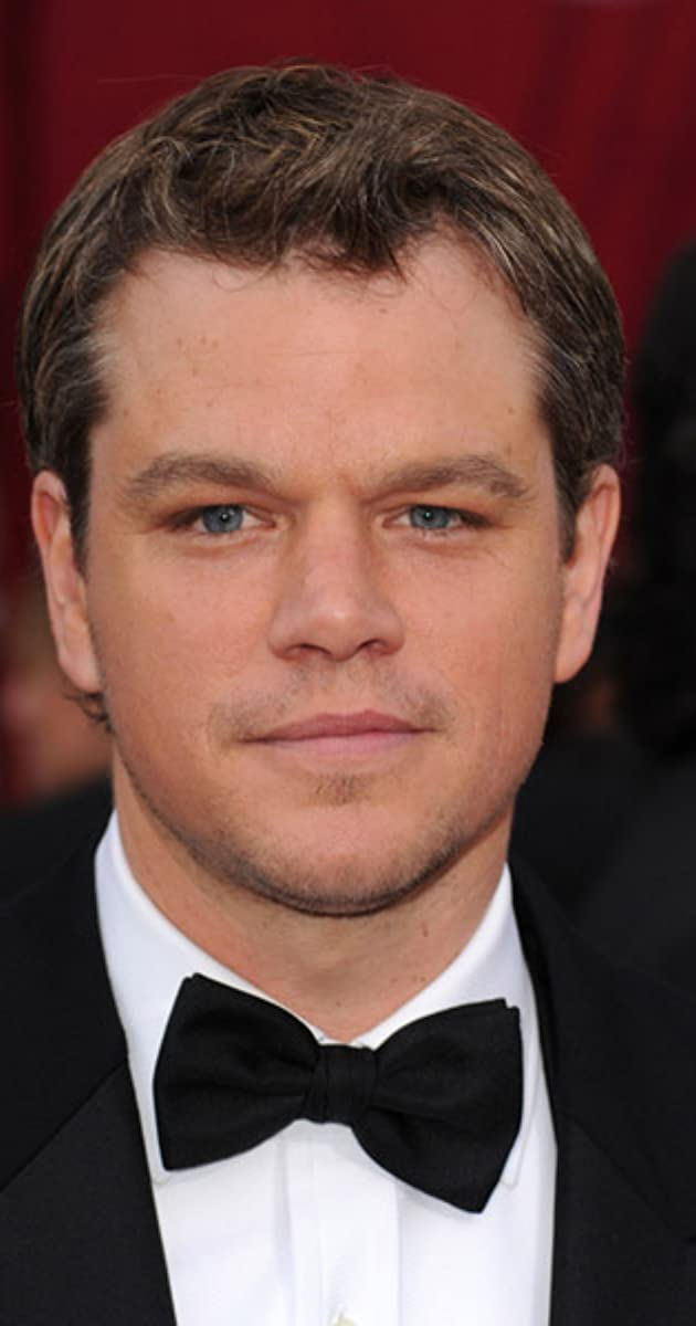 Matt Damon Imdb