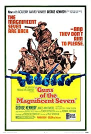 Guns of the Magnificent Seven(1969) Poster - Movie Forum, Cast, Reviews