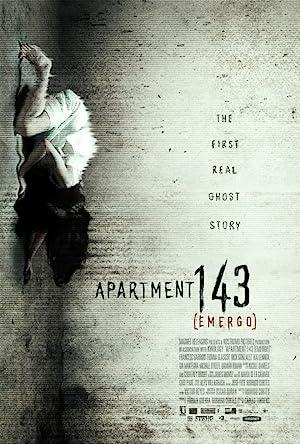 Apartment 143 poster