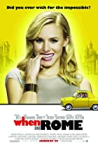 When in Rome (2010) Poster