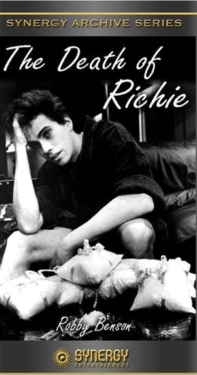 The Death of Richie (TV Movie 1977) - IMDb